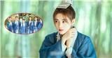 'Thư sinh xinh đẹp' tung poster mới xinh đẹp: Khán giả ngưỡng mộ Cúc Tịnh Y vì dàn trai đẹp vây xung quanh