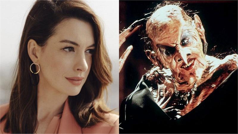 Anne Hathaway 'biến hình' thành phù thủy đáng sợ trong 'The Witches'