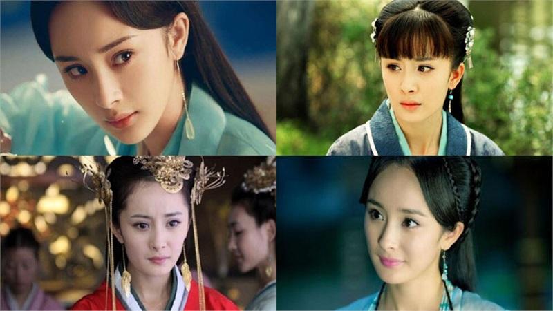 4 vai diễn cổ trang có tạo hình đẹp nhất của Dương Mịch