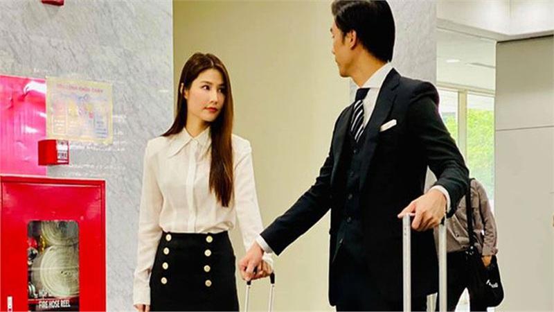 Tình yêu và tham vọng: Lộ ảnh Minh chủ động nắm tay Linh sau nụ hôn say rượu, sẽ không cưới Tuệ Lâm?