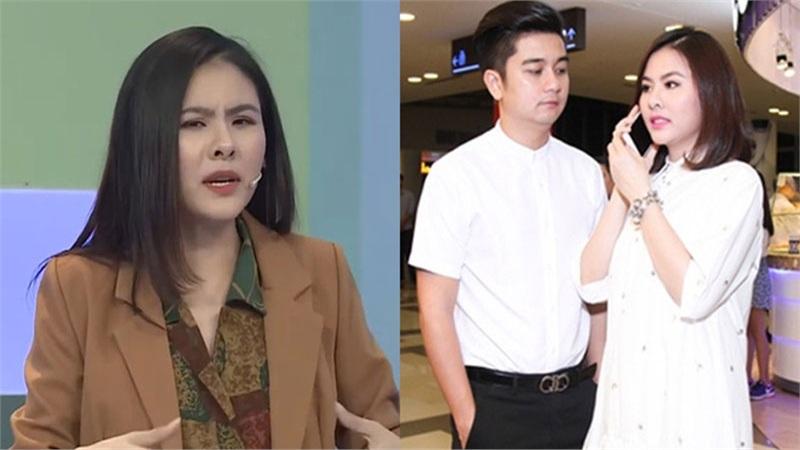 Vân Trang: 'Chồng tôi cứ lầm lầm lì lì, khó chịu khi gặp gia đình, khiến tôi sợ'