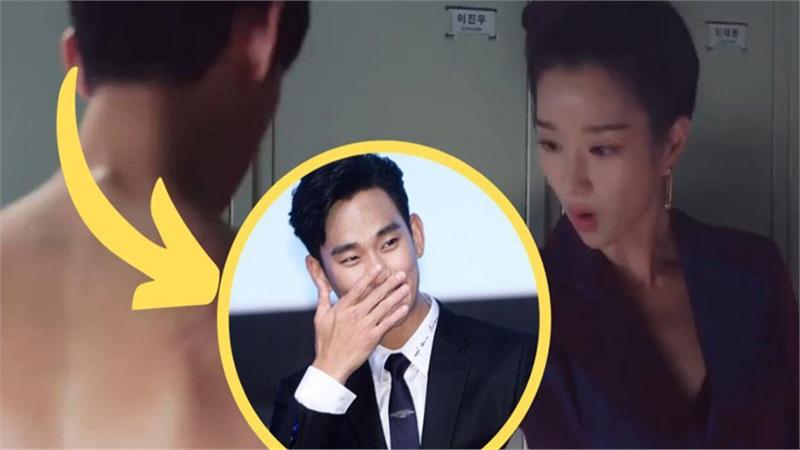 'Điên thì có sao': Kim Soo Hyun tưởng hiền lành nhẫn nhịn nhưng thực chất là trai hư chính hiệu