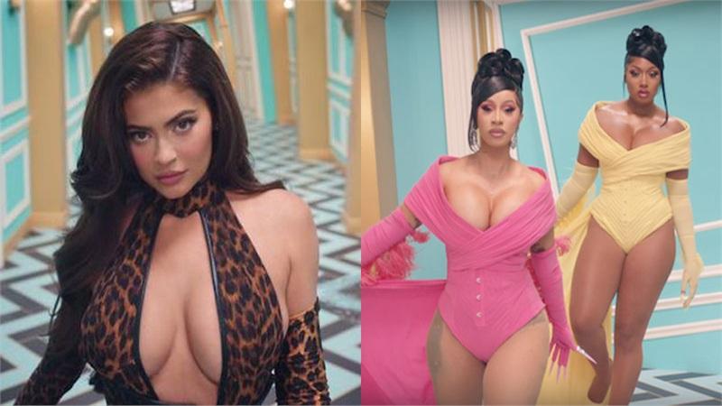Dân mạng phản đối Kylie Jenner xuất hiện trong MV 'WAP', chính chủ Cardi B lên tiếng bào chữa