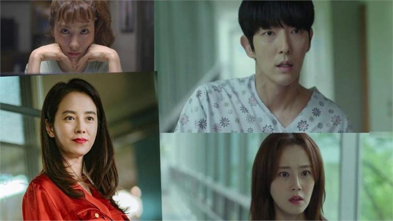 Phim của Moon Chae Won và Lee Joon Gi dẫn đầu đài cáp - Phim của Song Ji Hyo rating tiếp tục giảm