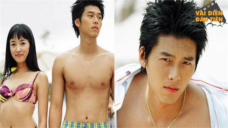 Hết hồn với vai diễn đầu tay của 'chú đẹp' Hyun Bin: Phút trước ăn diện mát mẻ làm siêu mẫu bãi biển, phút sau đã lộ mặt là kẻ biến thái bắt cóc sao nữ nổi tiếng