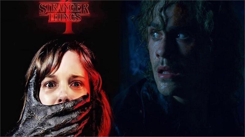 Stranger Things mùa 4: Rò rỉ bức ảnh đáng sợ khi Millie Bobby Brown bị quái vật khống chế