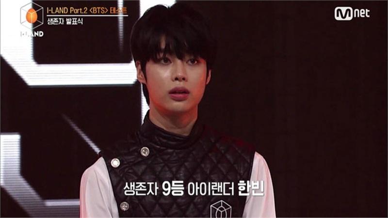 Đại diện Việt Nam Hanbin xuất sắc lọt vào top 9 show do Bi Rain làm giám khảo nhưng lại mắc lỗi nghiêm trọng khiến fan lo lắng