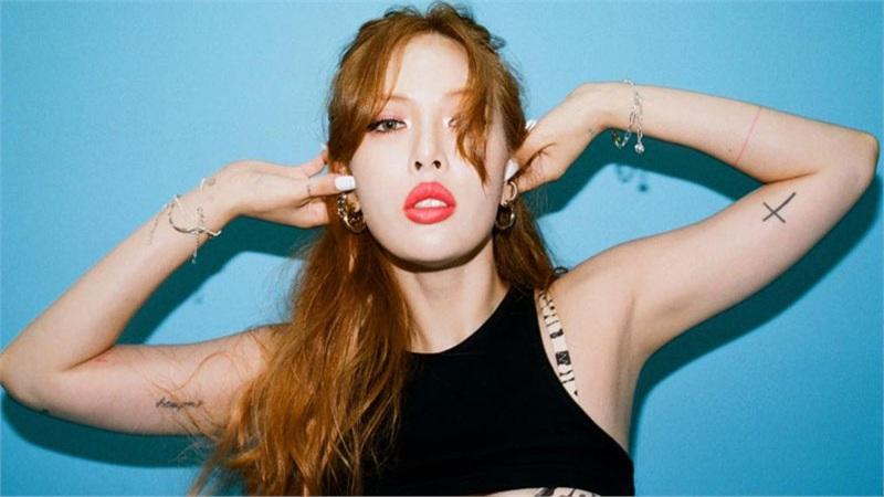 Bệnh cũ tái phát, HyunA hoãn comeback vô thời hạn