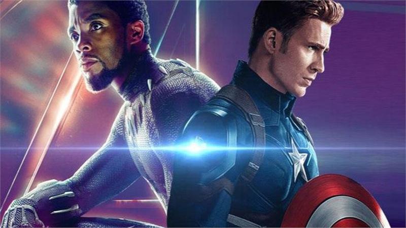 Captain America đấu với Black Panther: Ai là Avenger mạnh hơn?