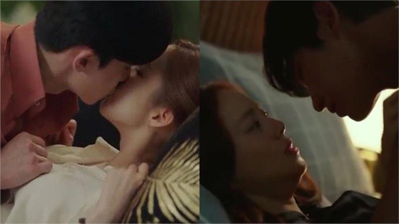 5 nụ hôn nóng bỏng nhất trong lịch sử phim Hàn: 'tứ ca' Lee Joon Ki khiến khán giả 'đỏ mặt' trong gần 1 phút
