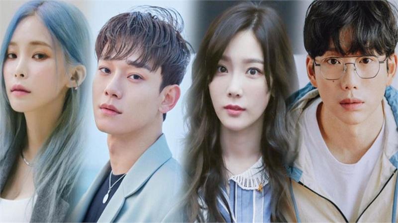 Chen, Taeyeon, 10cm, Heize cùng loạt idol hát OST của nhà sản xuất 'Goblin', 'Hậu duệ mặt trời'