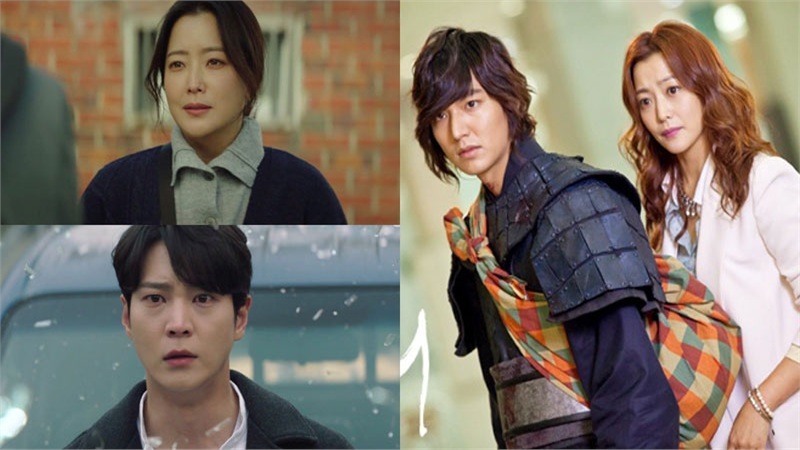 Khi Kim Hee Sun đóng cặp 2 nam thần 1987 Joo Won - Lee Min Ho: Làm mẹ thì trẻ, làm người yêu thì 'dừ'!