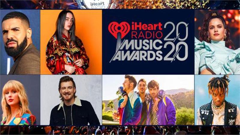 iHeartRadio công bố kết quả các hạng mục: Billie Eilish xuất sắc giành giải Nghệ sĩ của năm, Bài hát của năm xướng danh Truth Hurts