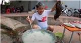 Xử lý nghiêm con trai bà Tân Vlog sau video nấu cháo gà nguyên lông phản cảm