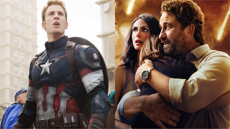 Captain America suýt đóng chính và hàng loạt sự thật không ngờ về siêu phẩm tận thế 'Greenland'
