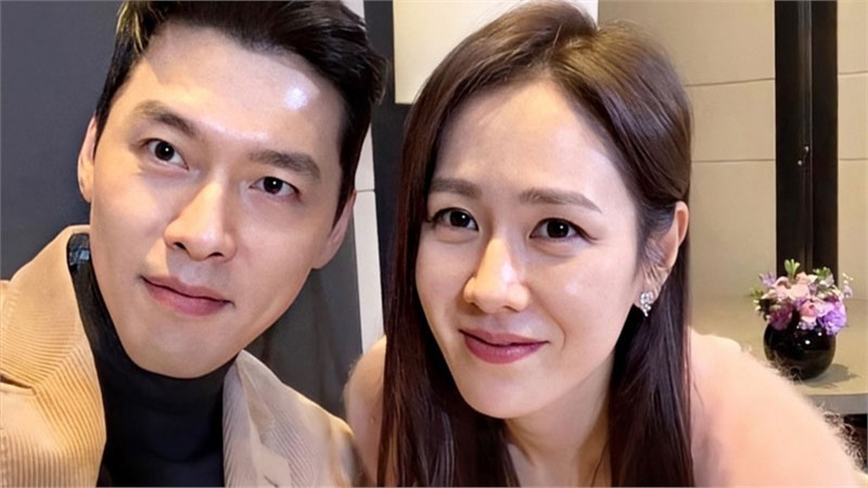 Vắng Hyun Bin, Son Ye Jin đại diện đoàn phim 'Hạ cánh nơi anh' nhận giải thưởng lớn nhưng lại... ngồi nhà phát biểu
