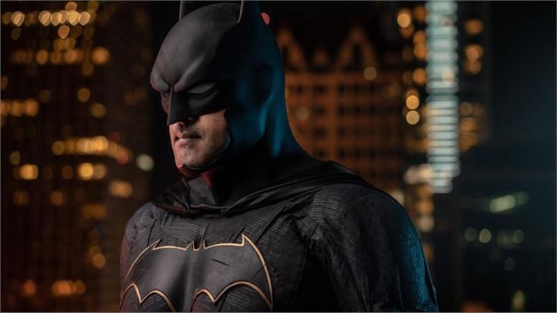 Cùng ngắm loạt ảnh Batman cực chất do nhiếp ảnh gia người Nga thực hiện