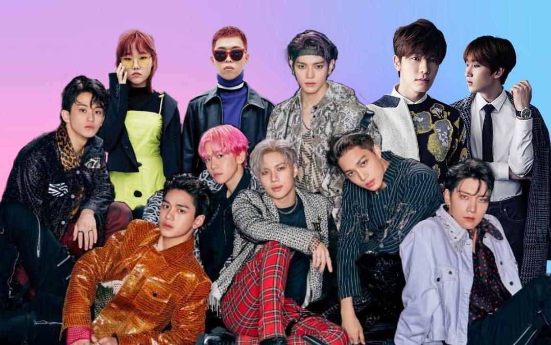 Đấu trường Kpop nửa cuối tháng 9/2020: Từ dân kì cựu cho đến tân binh hay 'quái vật nhạc số' đều 'tham chiến'