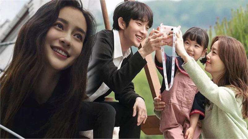 Angela Baby ủng hộ vợ chồng Moon Chae Won - Lee Jun Ki: Là fan cứng 'Hoa của quỷ'!