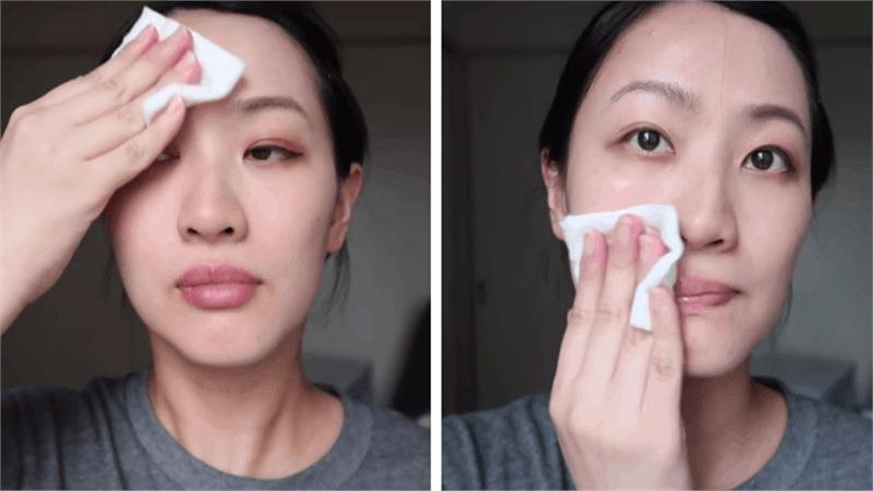 Beauty blogger người Nhật cảnh báo: Chị em đang 'huỷ hoại' chính làn da của mình ngay từ bước tẩy trang