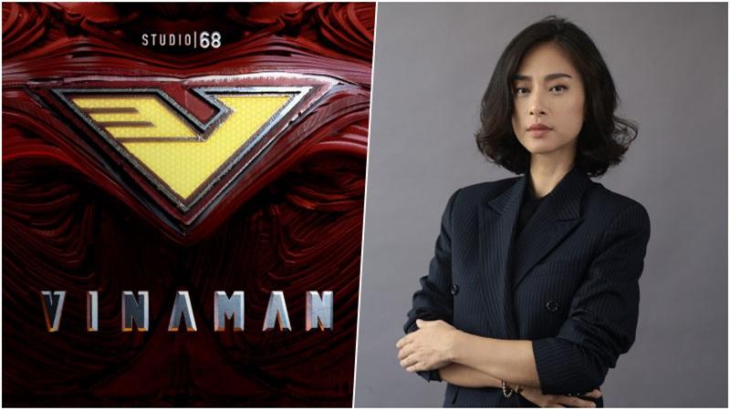 Hot: Ngô Thanh Vân hé lộ làm phim về siêu anh hùng Việt