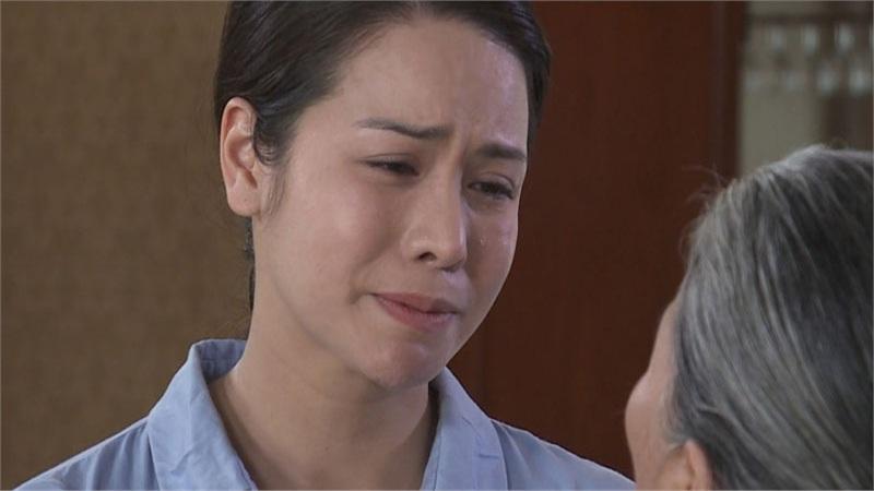 'Vua bánh mì': Trao con cho cha ruột, Dung (Nhật Kim Anh) khóc tức tưởi bỏ đi