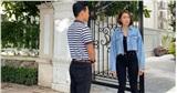 Hồng Diễm lại gây náo loạn mạng xã hội khi đăng ảnh Hồng Đăng đến tận nhà hỏi cưới