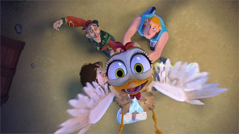 'Turu: Gà Tây Mê Quẩy' - phim hoạt hình vui nhộn dành cho cả nhà dịp Trung thu