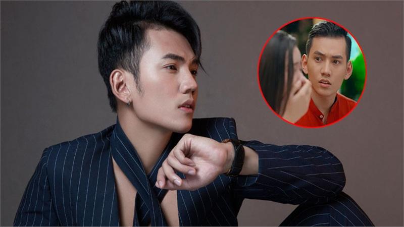 Lý Bình 'Trói buộc yêu thương': Phải khóc một bên mắt khi đóng cảnh tình cảm với Trương Quỳnh Anh