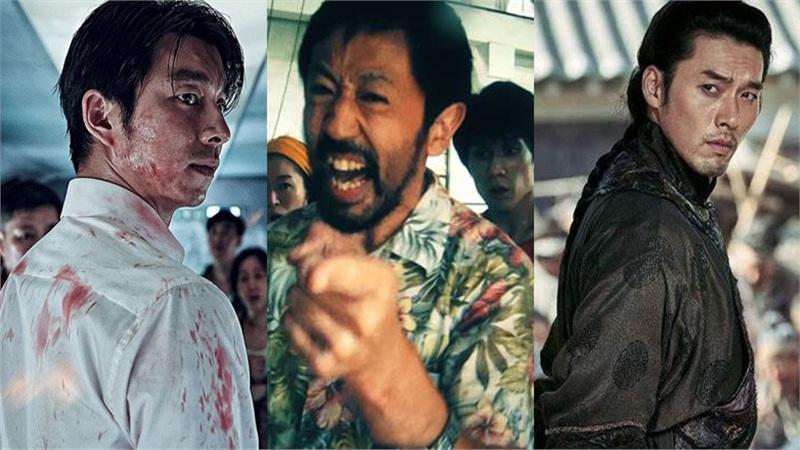 5 bộ phim zombie châu Á gây bão màn ảnh rộng