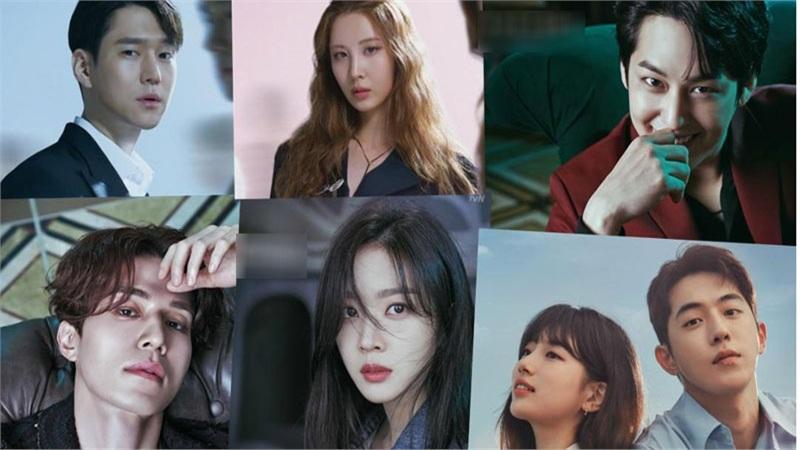 Phim truyền hình Hàn Quốc đầu tháng 10: Lee Dong Wook và Kim Bum đối đầu Suzy và Nam Joo Hyuk