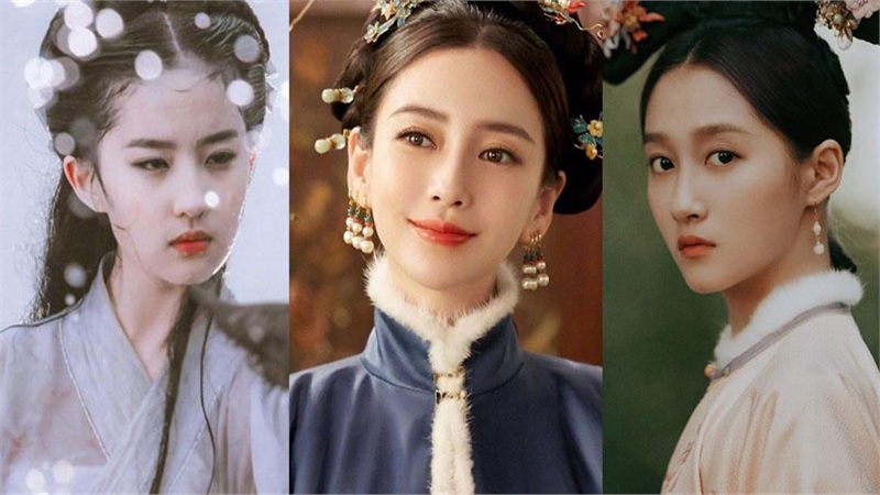 Những mỹ nhân Hoa ngữ chưa từng đóng phim về thời nhà Thanh