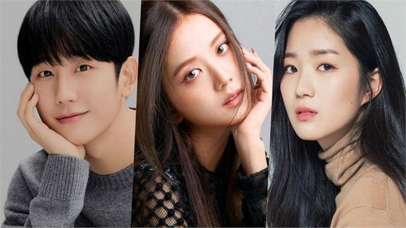 Phim 'Snowdrop' của Jisoo (BlackPink) và Jung Hae In xác nhận dàn diễn viên chính thức