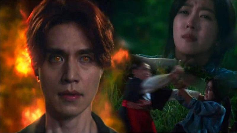 'Bạn trai tôi là hồ ly' tập 3: Jo Bo Ah bị hiến sống cho ác quỷ, Lee Dong Wook phá luật trời để giải cứu?