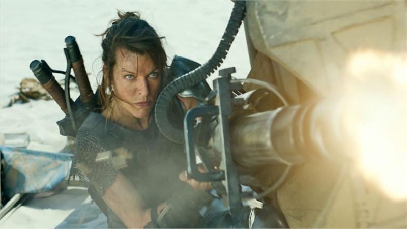 Milla Jovovich săn quái vật siêu to khổng lồ cùng siêu sao võ thuật Thái Lan Tony Jaa