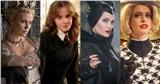 6 đại mỹ nhân từnghóa thân phù thủy trên màn ảnh rộng