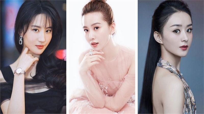 Triệu Lệ Dĩnh - Lưu Diệc Phi - Lưu Thi Thi cùng làm Nữ thần Kim Ưng, netizen phát hiện điểm chung gây sửng sốt