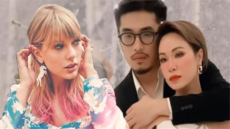 Uyên Linh bắt tay Vũ trong dự án mới, fan Taylor Swift Việt Nam đào lại vũ trụ cà khịa năm xưa
