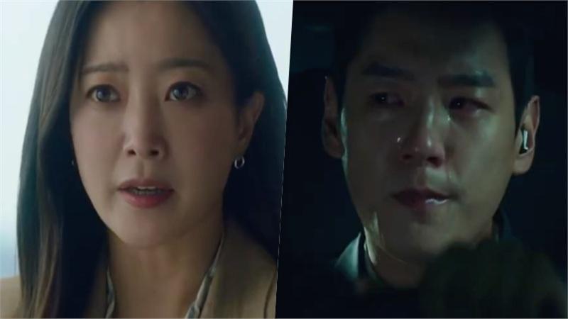 'Xứ sở Alice' trailer tập 27-28: Kim Hee Sun nỗ lực ngăn chặn lời tiên tri, người cứu Joo Won chỉ có thể là 'anh bố' Kwak Si Yang