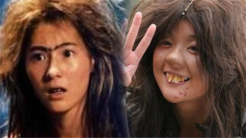 Hết hồn với tạo hình răng 'gập ghềnh' trên phim của sao nữ Hoa ngữ