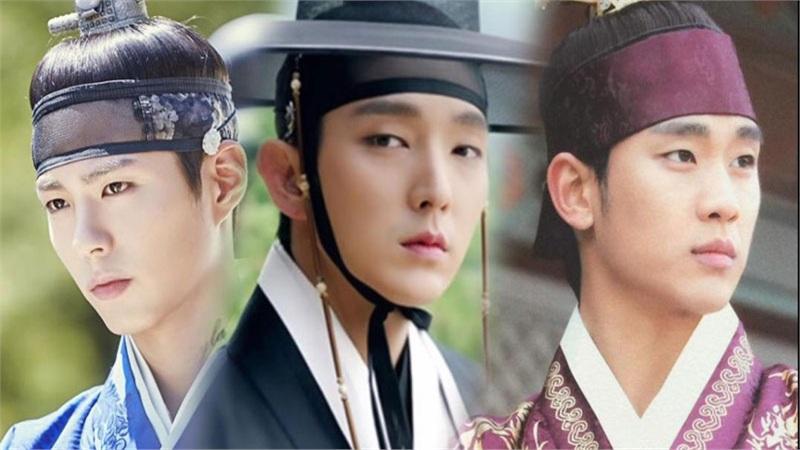 6 'Hoàng tử cổ trang' mặc Hanbok đẹp nhất Hàn Quốc: Lee Jun Ki hay Kim Soo Hyun đứng đầu?