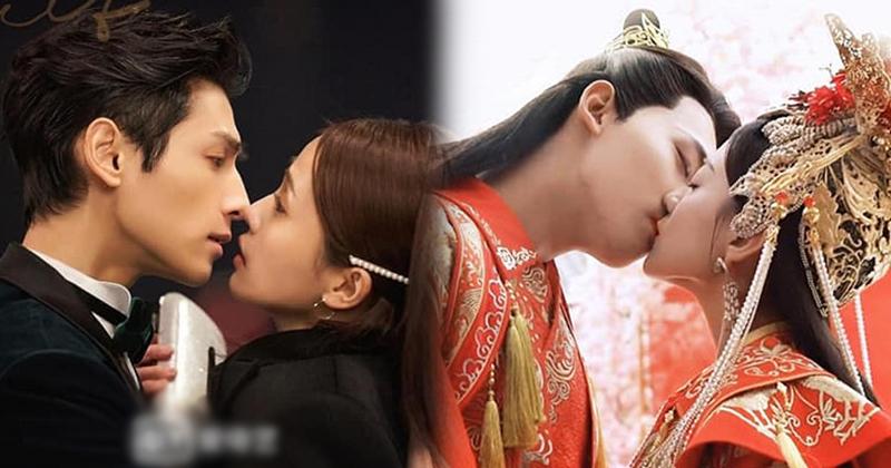 Những bộ phim Hoa ngữ có nhiều cảnh hôn nhất: Bạch Lộc - La Vân Hi 'ngọt' vậy vẫn xếp sau
