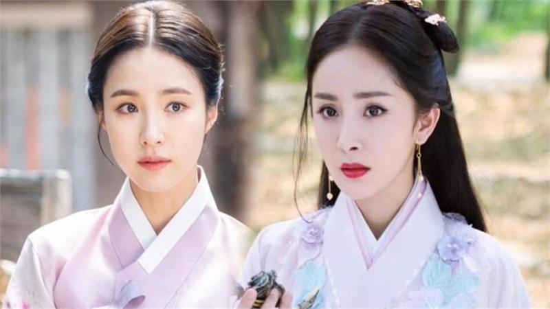 Phim của Dương Mịch - Địch Lệ Nhiệt Ba bị tố ăn cắp, 'hạ bệ' trang phục truyền thống Hàn Quốc