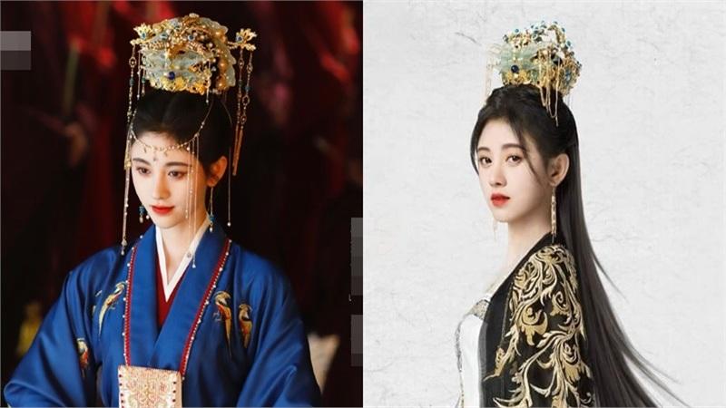 'Mộ nam chi' tung poster các nhân vật: Cúc Tịnh Y bị chê tạo hình 1 màu, bê nguyên '2 râu tôm' từ phim này sang phim khác
