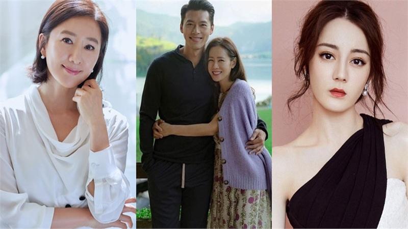 Kim Hee Ae vượt mặt Địch Lệ Nhiệt Ba giành giải Nữ diễn viên xuất sắc nhất, phim của Hyun Bin - Son Ye Jin lại 'trắng tay' ở giải thưởng lớn