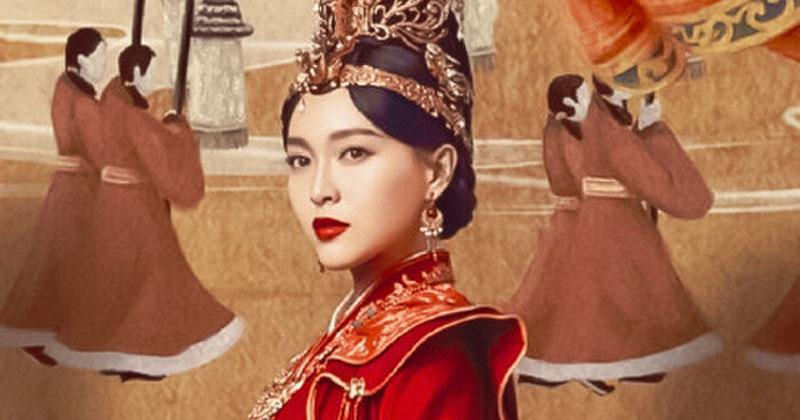 Sau 'cưa sừng làm nghé', Đường Yên trở lại làm hoàng hậu uy nghi trong 'Yến vân đài'