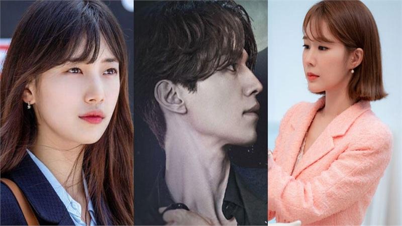 Vừa bị Suzy và Yoo In Na kèm chặt, liệu phim của Lee Dong Wook có bị tiến thoái lưỡng nan?