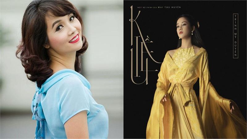 Đạo diễn Mai Thu Huyền: 'Phim Kiều sẽ sử dụng chữ Nôm thay vì chữ Quốc ngữ'