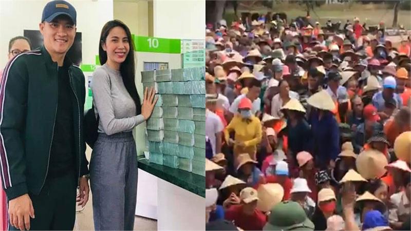 Thuỷ Tiên dừng phát tiền cứu trợ, nhiều người khiếu kiện về số tiền được nhận