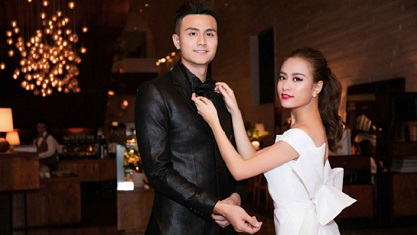 Hoàng Thùy Linh và Vĩnh Thụy bị soi ảnh đồ đôi ngay sát Valentine